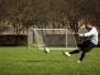 Fodboldholdet i kamp mod VKR F2013